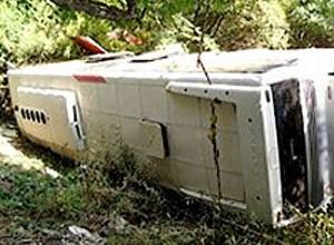 Туристы России и Белоруссии попали в аварию
