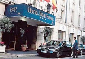 Отель Beau Rivage