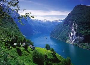 Норвегия и фьорды