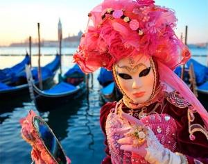 Исторический экскурс в мир карнавалов Венеции