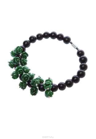 Купить Браслет Migura, цвет: черный, темно-зеленый. RO1269