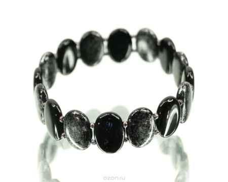 Купить Браслет Bohemia Style, цвет: черны, серебряный. BW1258 9652 47