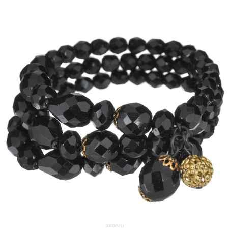 Купить Браслет Avgad, цвет: золотистый, черный. BR77KL94