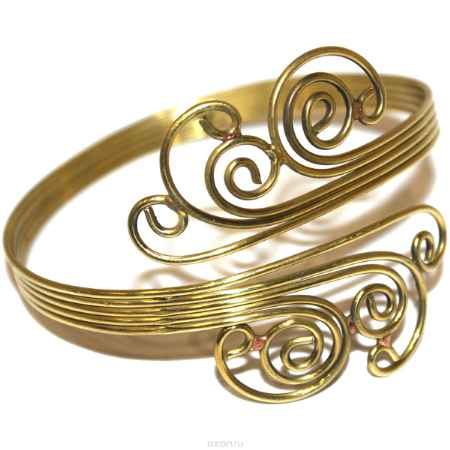 Купить Браслет металл, цвет: золотой_2 Ethnica, цвет: золотой. 244075