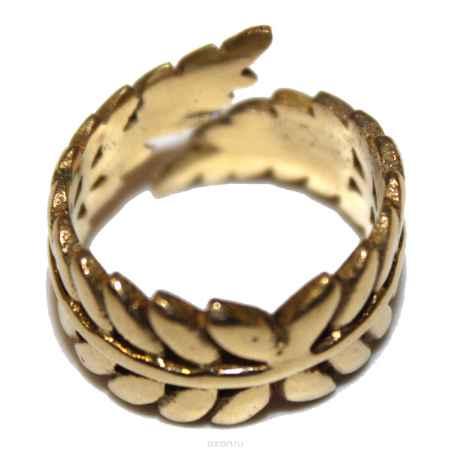 Купить Кольцо металл, золотое Ethnica, цвет: золотой. 279050