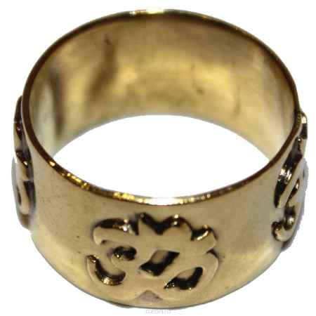 Купить Кольцо металл, золотое_1 Ethnica, цвет: золотой. 278060