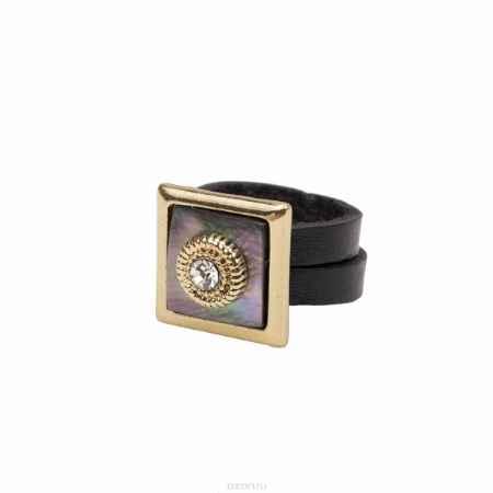 Купить Кольцо Модные истории, цвет: золотой. 17/0030