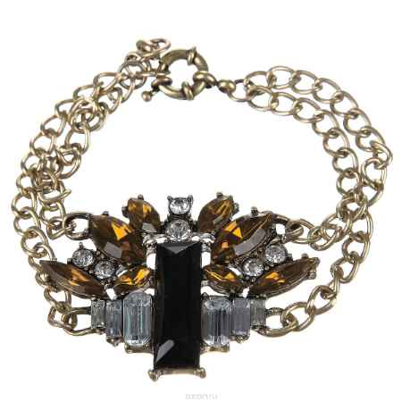 Купить Браслет Milana Style, цвет: Золотой. 00145sl