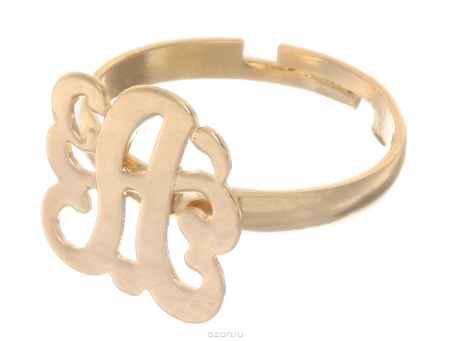 Купить Кольцо Taya, цвет: золотистый. T-B-6278