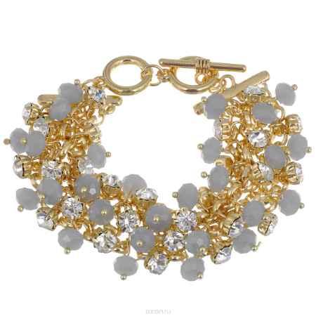 Купить Браслет Avgad, цвет: золотистый, светло-серый. BR77KL98