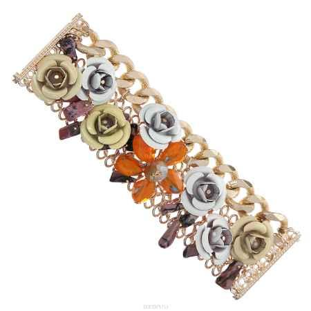 Купить Браслет Taya, цвет: золотистый. T-B-8268