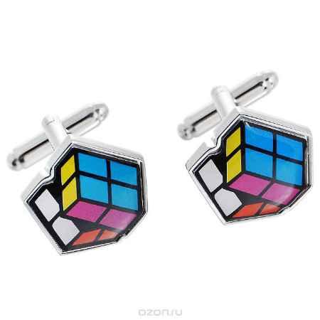 Купить Запонки Кубик Рубик. ZAP-056