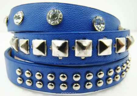 Купить Браслет Taya, цвет: синий. T-B-989