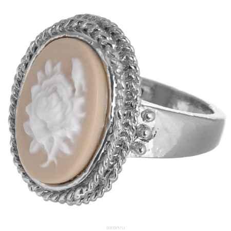 Купить Кольцо Taya, цвет: кремовый. T-B-8538