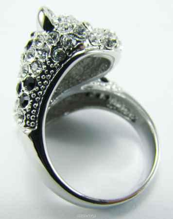 Купить Кольцо Taya, цвет: серебристый. T-B-8106
