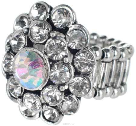 Купить Кольцо Taya, цвет: серебристый. T-B-7322