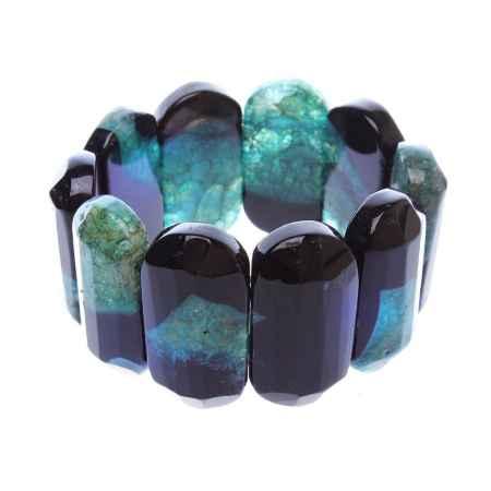Купить Браслет Migura, цвет: зелено-черный. SI1161