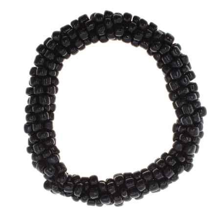 Купить Браслет Migura, цвет: черный. KU4204