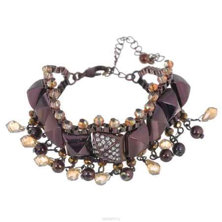 Купить Браслет Avgad, цвет: коричневый. BR77KL89