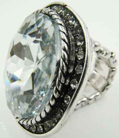 Купить Кольцо Taya, цвет: серебристый. T-B-9261