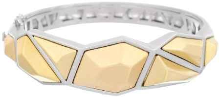 Купить Браслет Taya, цвет: золотистый, серебристый. T-B-4976