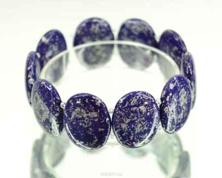 Купить Браслет Bohemia Style, цвет: синий, серебряный. BW1258 9653 35