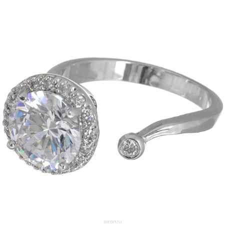 Купить Кольцо Taya, цвет: серебристый. T-B-4787