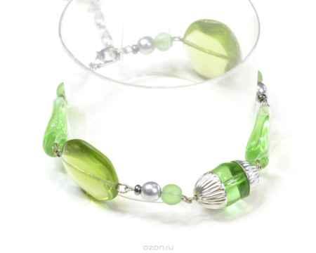 Купить Браслет Bohemia Style, цвет: зеленый. S4223 05