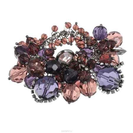 Купить Браслет Avgad, цвет: темно-фиолетовый. BR77KL87