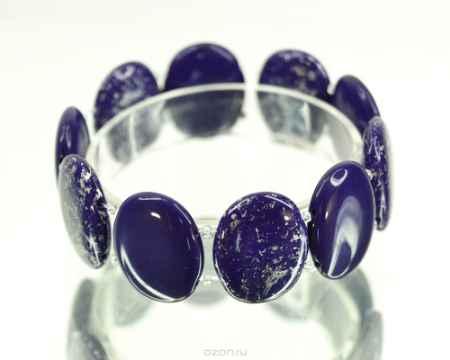 Купить Браслет Bohemia Style, цвет: синий, серебряный. BW1258 9653 33