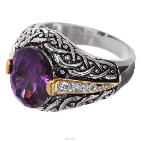 Купить Кольцо Taya, цвет: золотистый, серебристый. T-B-3755