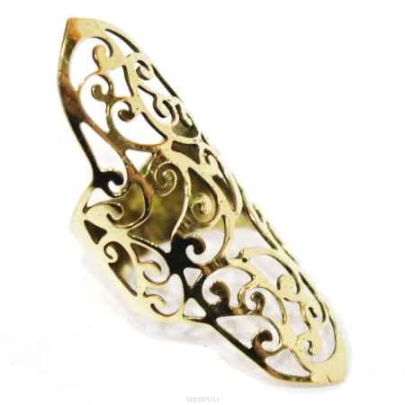 Купить Кольцо металл, золотое_2 Ethnica, цвет: золотой. 165090