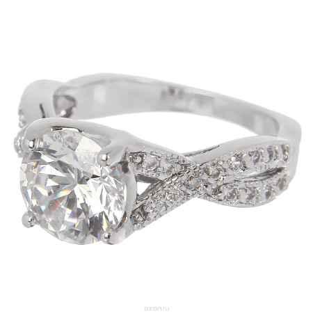 Купить Кольцо Taya, цвет: серебристый. T-B-4777