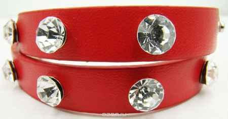 Купить Браслет Taya, цвет: красный. T-B-991