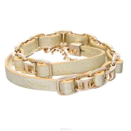 Купить Браслет Taya, цвет: золотистый. T-B-7935-BRAC-GOLD