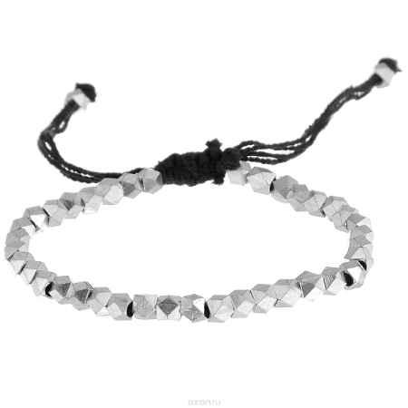 Купить Браслет Ethnica, цвет: черный, серебряный. 042025_3