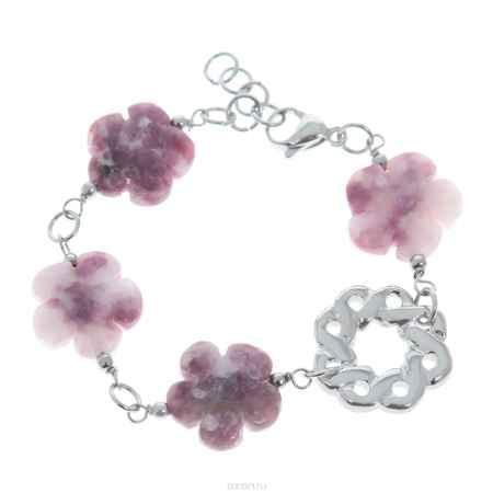 Купить Браслет Happy Charms Family, цвет: фиолетовый, серебристый. SD0207