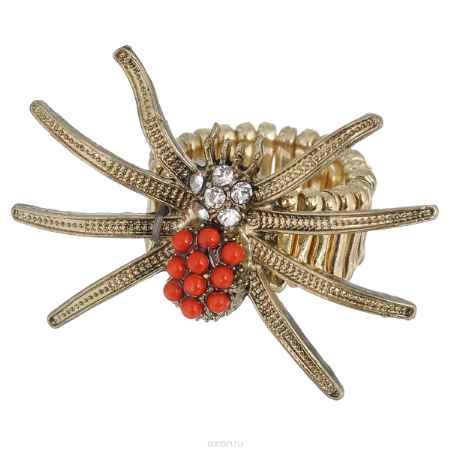 Купить Кольцо Avgad, цвет: золотистый, красный. EA178JW170