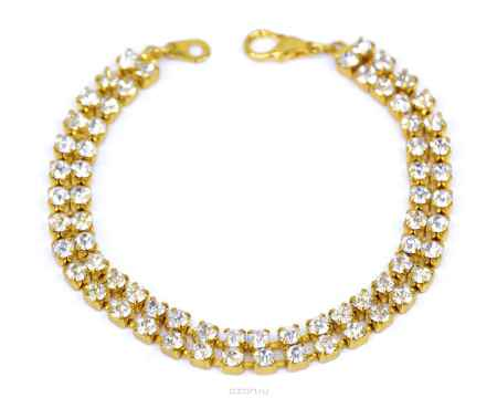Купить Браслет Bohemia Style, цвет: золотой. 7457 6176 DS