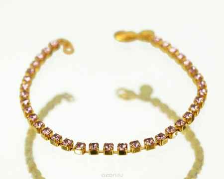 Купить Браслет Bohemia Style, цвет: золотой, фиолетовый. 7456 7223 VU
