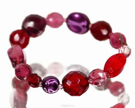 Купить Браслет Bohemia Style, цвет: винный, фиолетовый, сиреневый. 1650 6073 00