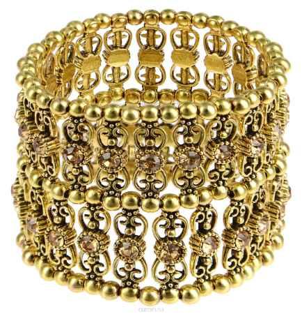 Купить Браслет Taya, цвет: золотистый. T-B-7435