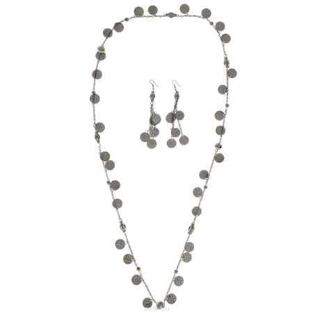 Купить Комплект украшений Ethnica: ожерелье, серьги. 686045