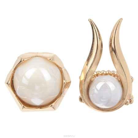 Купить Кольцо Avgad, цвет: золотистый, белый. EA178JW127