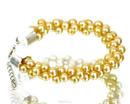 Купить Браслет Bohemia Style, цвет: золотой. 105 06