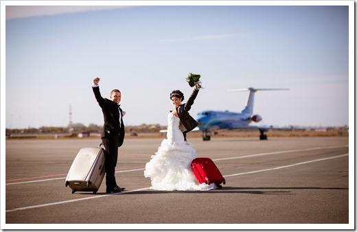 Куда поехать в свадебный тур?