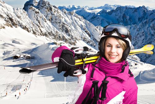 Как выбирать одежду для горных лыж