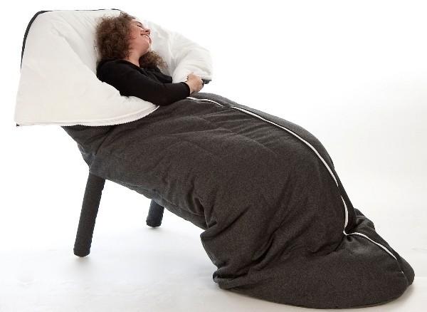 Как сшить спальный мешок