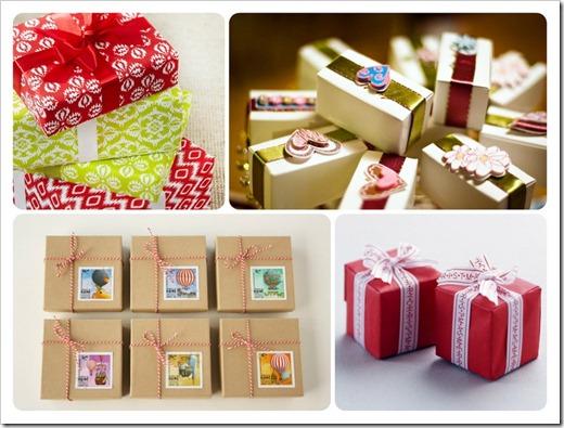 Как самостоятельно выполнить упаковку подарка?