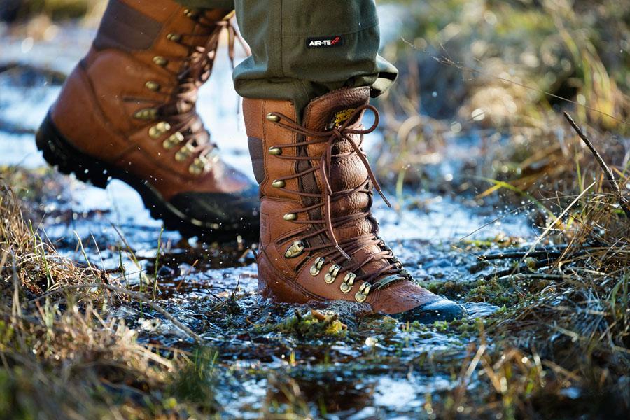 Какой должна быть обувь для охоты